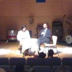 Roma - Presentazione in teatro