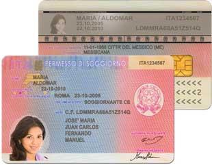 for Documenti per richiesta carta di soggiorno