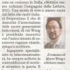 """Articolo su """"La Stampa"""" del 31/10/2011"""