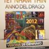 Capodanno cinese 2012: Anno del Drago, i festeggiamenti in Italia!