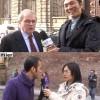 Inviati Cinesi, Associna sfida Le Iene