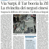 Via Sarpi, il Tar boccia la ZTL