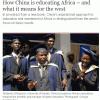 Come la Cina educa l'Africa – e che cosa significa per l'Occidente