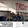 I cinesi di Prato su Venerdì de La Repubblica