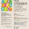 Italiano Per Stranieri, Corso Gratuito a Torino