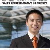Sales Representative in Firenze
