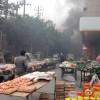 Esplosione nello Xinjiang