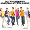 Lavoro Temporaneo con Moneygram a Milano