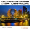 Cercasi Industrial Controller Assistant IT/CN ad Hangzhou