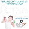 Percorsi di Cittadinanza tra Cina e Italia