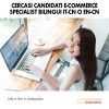 Cercasi Candidati E-Commerce Specialist IT-EN-CN