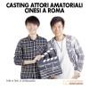Casting attori amatoriali cinesi a Roma