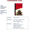 """Presentazione del libro """"Continente Cina"""""""