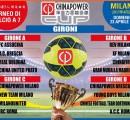 La squadra FC Associna al torneo Chinapower!