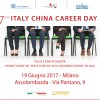 Ritorna il 7th Italy China Career Day!