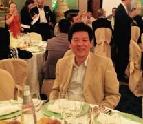 Wang Dongbo al Networking Dinner di Camera di Commercio Italo Cinese a Firenze