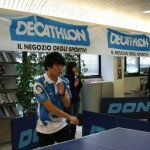Prato - Diplomazia del ping pong