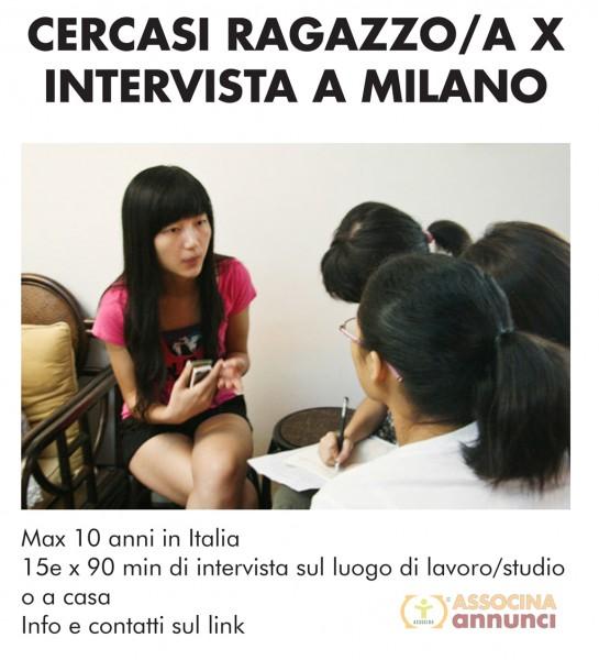 Cercasi-Ragazzo-per-Intervista-a-Milano