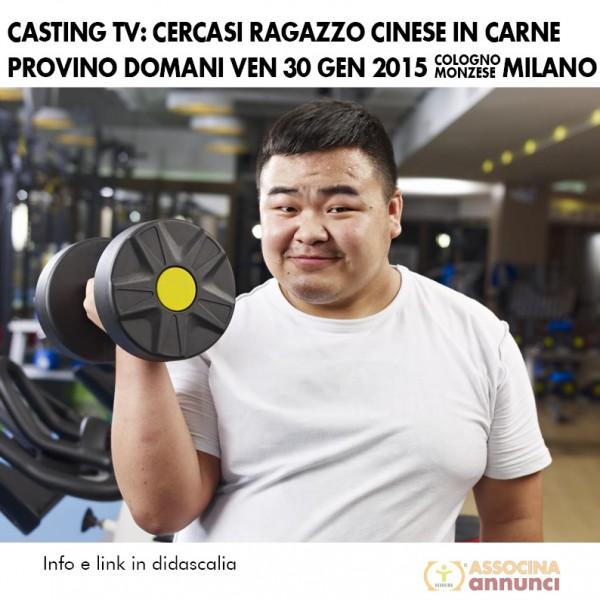 Casting tv Gennaio 2015 b
