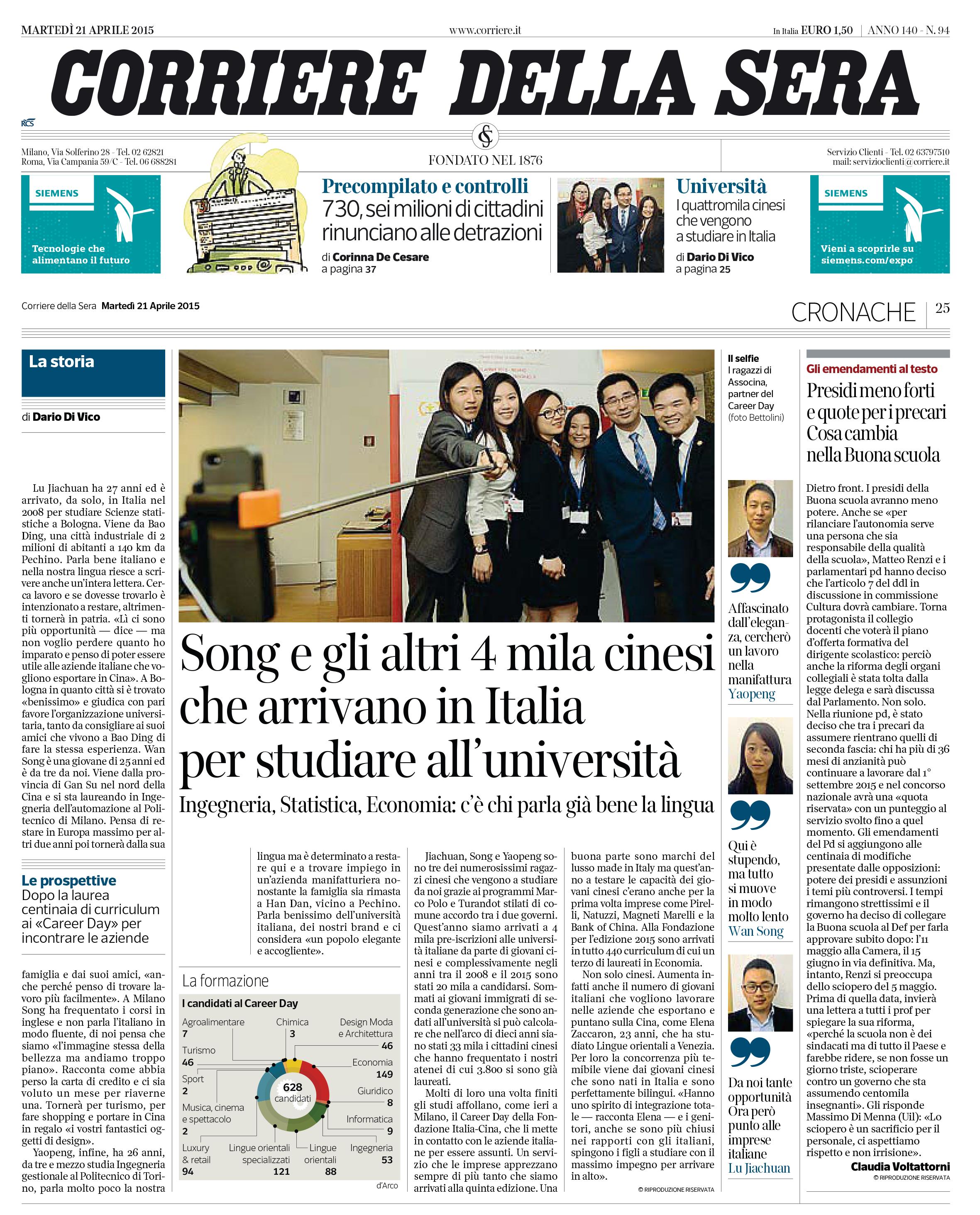 Il Corriere Della Sera Pdf