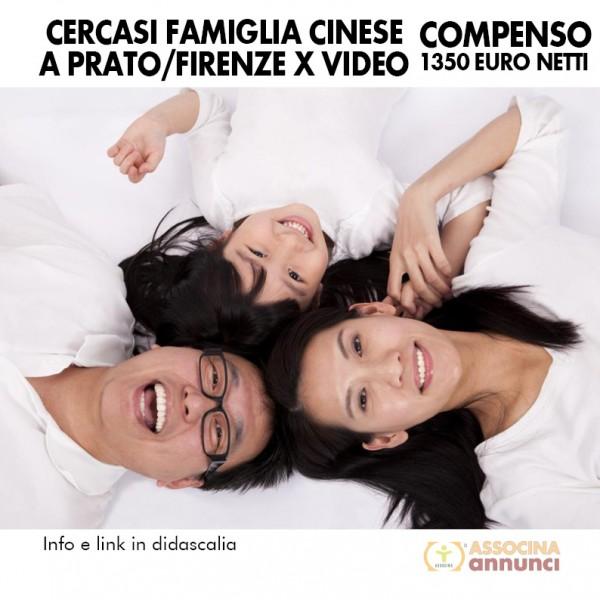 Cercasi Famiglia Cinese Maggio 2015