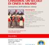 Chinamen. Un secolo di cinesi a Milano – Martedì 5 Marzo 2019 a Milano